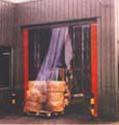 Термозавеса из ПВХ ленты