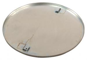 Затирочный гальванизированный диск ø60см   (толщина 2,5 мм)