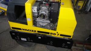 Каток вибрационный Wacker RD 7H-ES